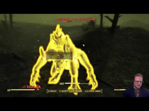 Fallout 4 [First Run] Ep. 16 - Deathclaw Hordes of the Glowing Sea, Hi Virgil!
