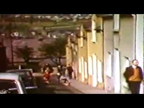 1965 - Old Film of Derry City - Ireland ( Super 8, 8mm Film, Cine Film ).