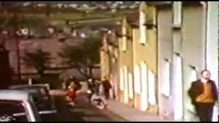 1965 - Old Film of Derry - Ireland ( Super 8, 8mm Film, Cine Film  ).