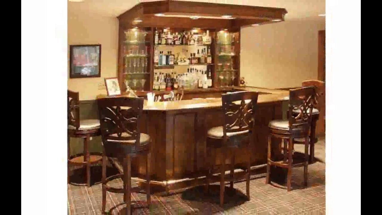 Delicieux Home Bar Designs And Ideas   YouTube