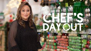 Chef's Day Out: Chef Reggie Aspiras