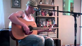 Wish You Were Here - Pink Floyd (Acoustic Cover by Sean Ferree)