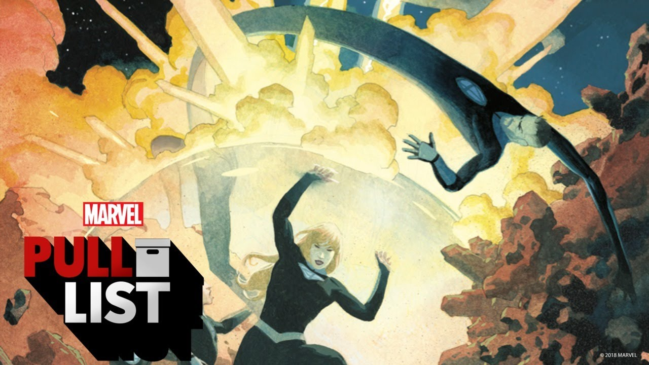 Explore the Infinite Possibilities! FANTASTIC FOUR #2 and more!   Marvel's Pull List
