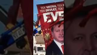 Recep Tayyip Erdoğan Elazığ'da