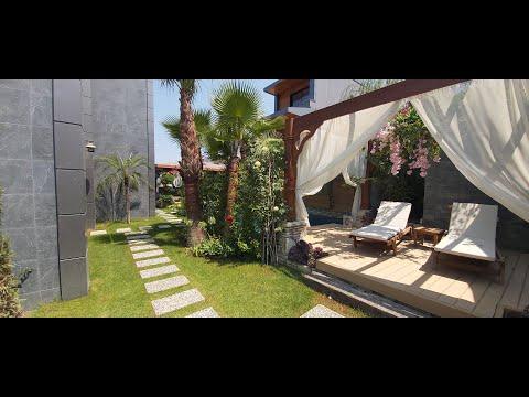 Unique Design ; Brand New Luxury Villas in Kusadasi Turkey for Sale