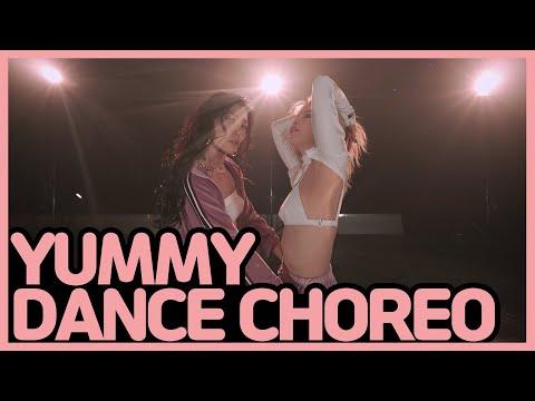 저스틴비버님의 팬으로서, '야미'를 춰보았습니다. yummy dance choreo