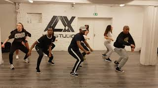 Assi - Gwara nao para ft BM - choreo by Lionel
