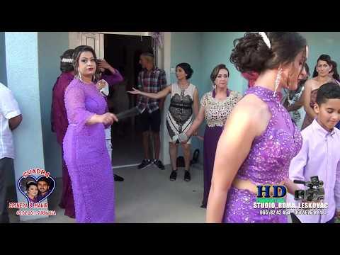 SVADBA ZEJNEPA & MAHIR /1.PART/IGRANKA 05.08.2017-SURDULICA VIDEO PRODUCTION STUDIO ROMA FULL HD