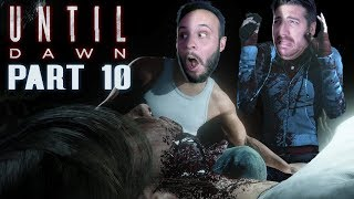 Until Dawn Part 10 - Funhaus Gameplay