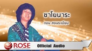 ซาโยนาระ - ดอน สอนระเบียบ (Official Audio)