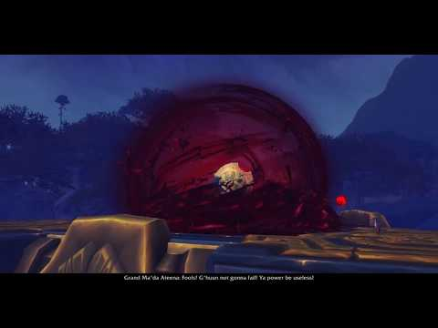 Nazmir ending quest-line with the Ending cut scene!