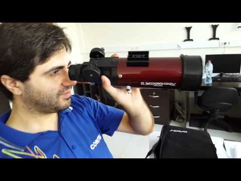 UNBOXING: Orion 10034 GoScope II 70mm Refractor Travel Teles