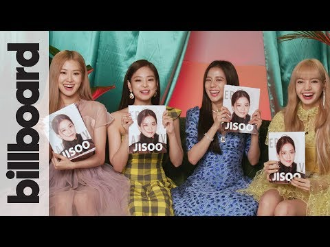 BLACKPINK Play 'How Well Do You Know Your Bandmates?' | Billboard
