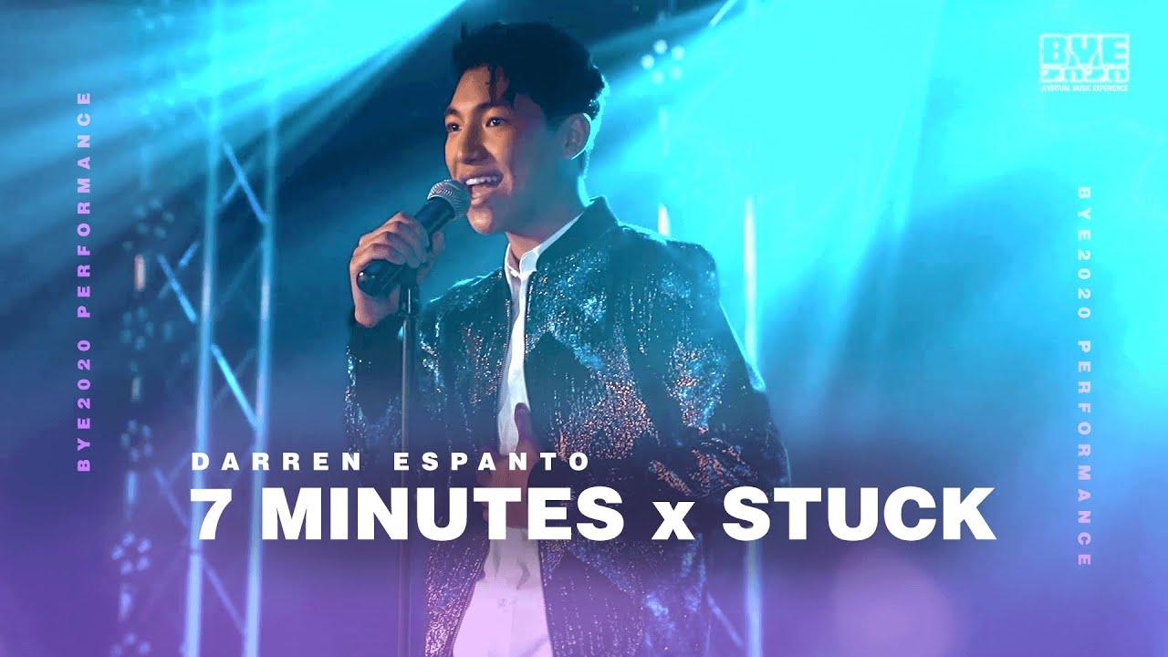 Darren Espanto - 7 Minutes x Stuck (BYE 2020 Performance)
