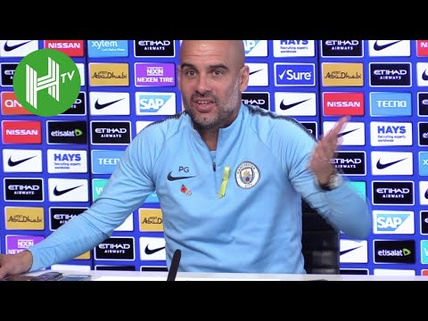 Tottenham v Manchester City | Pep Guardiola: I have to be ruthless with my Manchester City squad