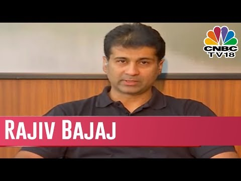 Rajiv Bajaj, MD, Bajaj Auto Speaks On Automobile Sector