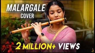 Malargale (Flute Cover) - Sruthi Balamurali   A.R. Rahman