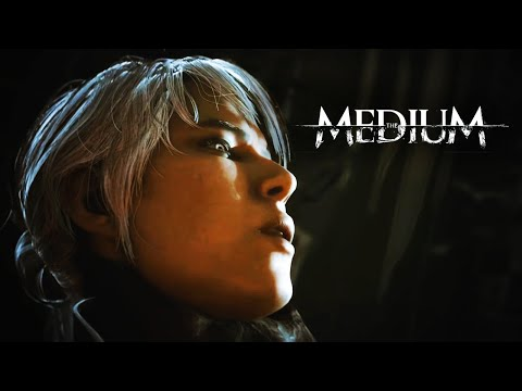 The Medium - Official 4K Dual Reality Story Trailer