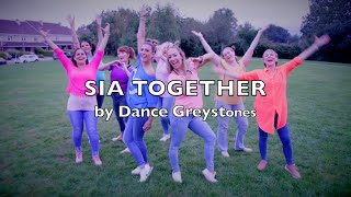 SIA TOGETHER | DANCE | Choreography by Vicky Andreanska | Dance Greystones
