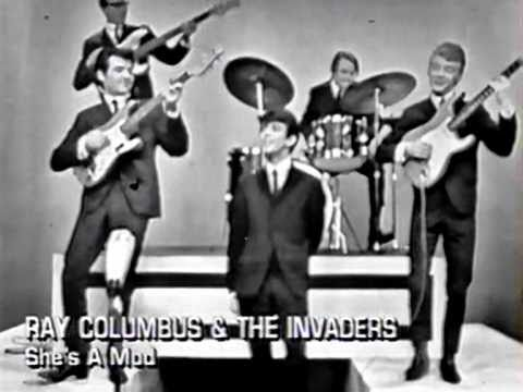 She's A Mod: Ray Columbus & The Invaders