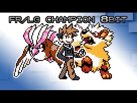 Pokemon FireRed & LeafGreen - Battle! Kanto Champion [8bit ...