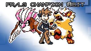 Pokemon FireRed & LeafGreen - Battle! Kanto Champion [8bit]
