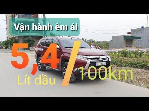 Pajero Sport MT 2019| Người Dùng đánh Giá Sau 8000km|