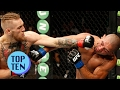 Top 10 UFC Knockouts of All Time