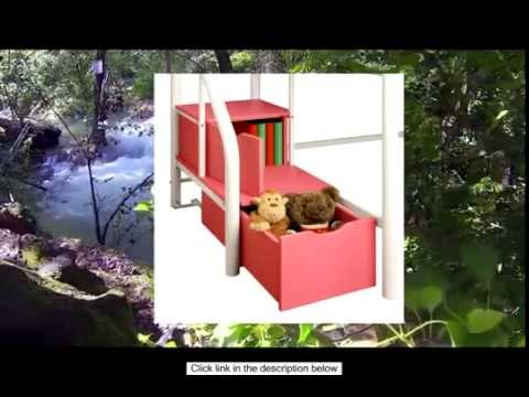 dhp junior loft bed with steps 2