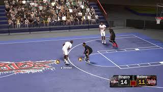 NBA2k18 2on2 CPU ジョーダン、ピッペンvsレブロン、ウェイド スコッティジェームス 検索動画 17