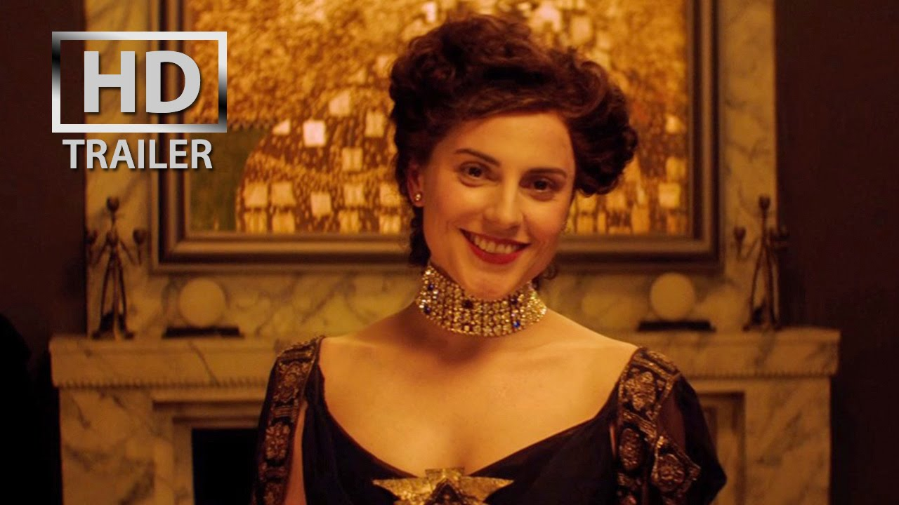 Woman in gold official trailer us 2015 helen mirren portrait of