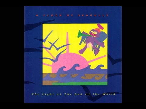 A Flock of Seagulls - The Light at the End of the World (1995 Full Album)