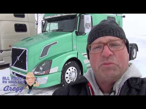 Tour an RVHauler with only 240 000 miles