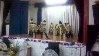 "O Grupo Sakura Dance apresentou coreografia para a música ""Ichi Tas..."