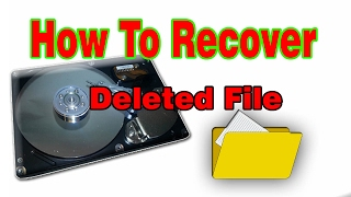 How To Recover deleted files from USB storage and hard drive - Easy Tips For File Recover
