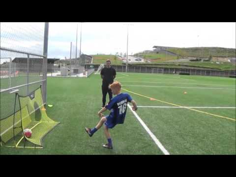 Finns individual Football coaching with Dylan Stansfield