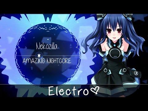 ✪ Nightcore ▶「Electro」→ Nekozilla「Different Heaven」