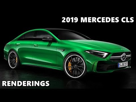 2019 Mercedes Cls 63 Amg Shooting Brake Coupe