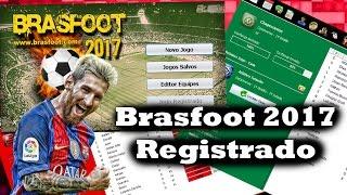 REGISTRO DO BRASFOOT 2017