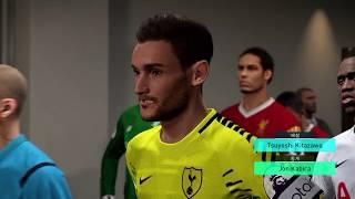 [PES2018]토트넘 vs 리버풀 하이라이트