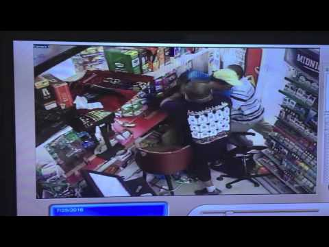 Tremont gas station worker shot