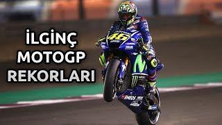 MotoGP Rekorları ve İlginç İstatistikler