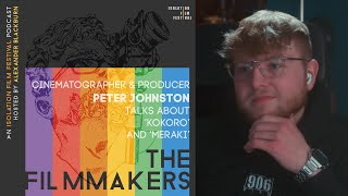 Peter Johnston - The Filmmakers Podcast S02E11 | Isolation Film Festival