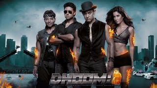 Dhoom:3 new motion poster: Katrina Kaif, Aamir Khan fail to impress