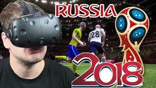 POLSKA MISTRZEM ŚWIATA! - Football Nation VR 2018 (HTC VIVE VR)