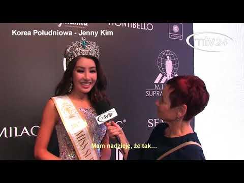 Koreanka Jenny Kim najpiękniejszą kobietą świata - Miss  Supranational 2017