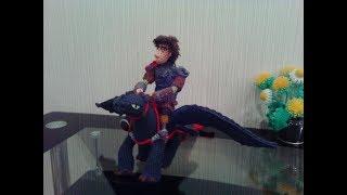 Иккинг приборкувач драконів. ч. 5. Icking dragon tamer, р. 5. Amigurumi. В'язати іграшки амігурумі.