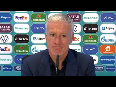 France 3-3 Switzerland (Pens 4-5) - Didier Deschamps - Post-Match Press Conference - Round Of 16