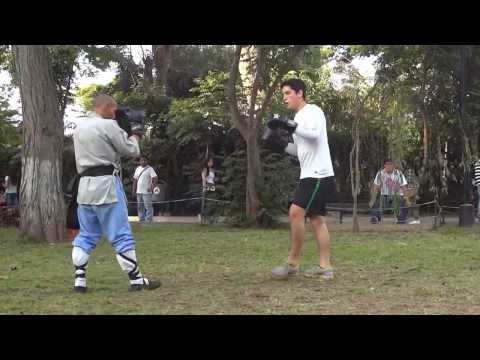 castilla- street fight KUNG FU VS JUDO