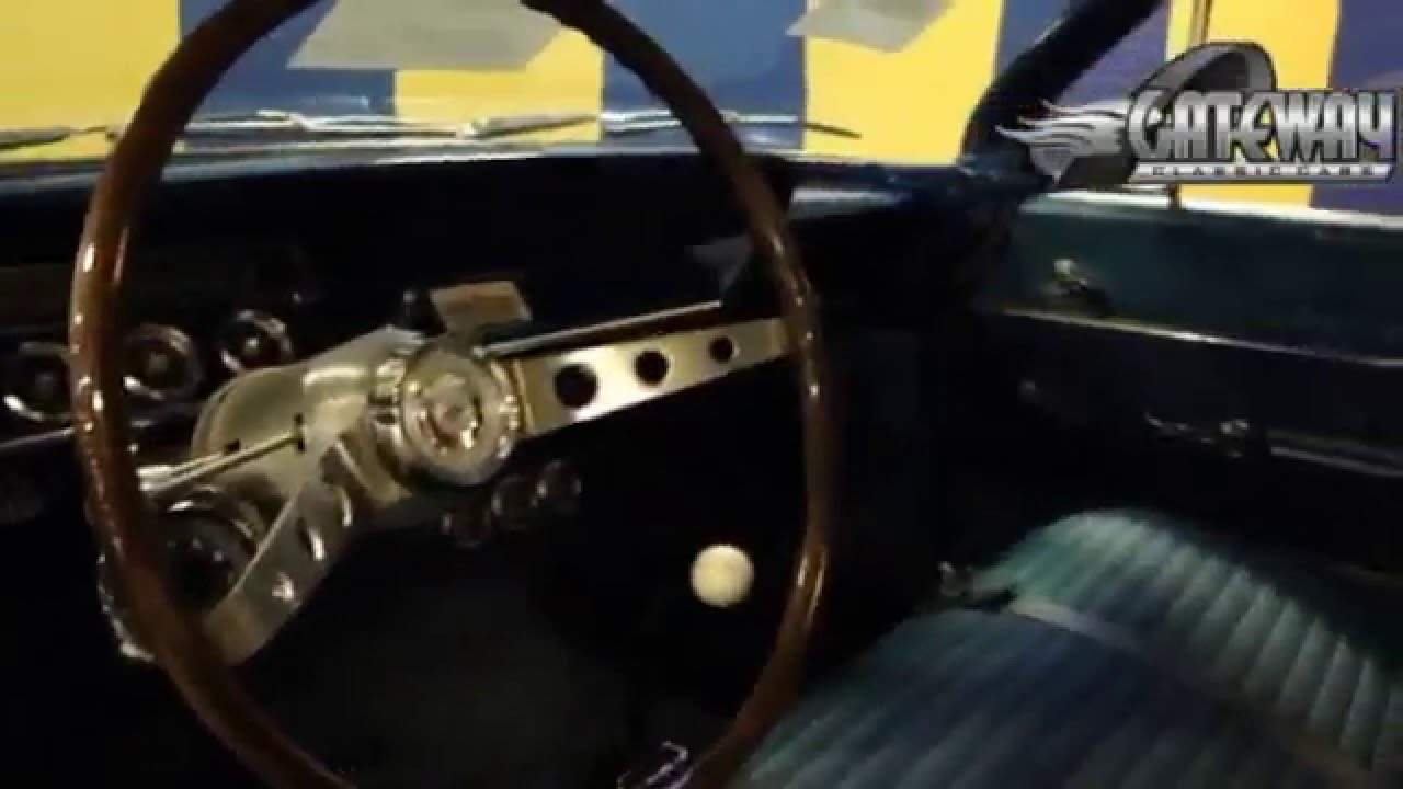 All Chevy 1962 chevy 409 for sale : 1962 Chevy Bel Air 409 4-Spd for sale at Gateway Classic Cars in ...
